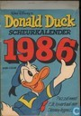 Comic Books - Donald Duck - Scheurkalender 1986