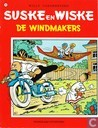 Comic Books - Willy and Wanda - De windmakers