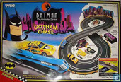 Batman The Animated Series Gotham City Chase Racing Set