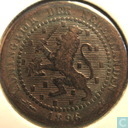 Coins - the Netherlands - Netherlands 1 cent 1896