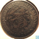 Coins - the Netherlands - Netherlands 1 cent 1921
