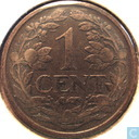 Coins - the Netherlands - Netherlands 1 cent 1920