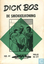 Comics - Dick Bos - De smokkelkoning