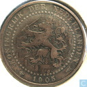 Coins - the Netherlands - Netherlands 1 cent 1905