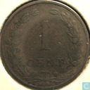 Coins - the Netherlands - Netherlands 1 cent 1901 (K)