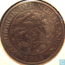 Coins - the Netherlands - Netherlands 1 cent 1916