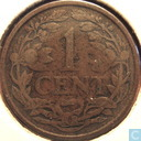 Coins - the Netherlands - Netherlands 1 cent 1919