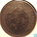 Coins - the Netherlands - Netherlands 1 cent 1917