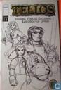 TELLOS #1 Dynamic Forces Exclusive Eurosketch Cover