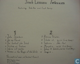 Vinyl records and CDs - Lennon, John - Telecasts
