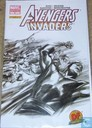 Avengers / Invaders # 9 - Dynamic Forces variant