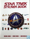 Star Trek Sticker Book