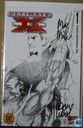 Ultimate X-men #1 - Dynamic Forces Exclusive Concept Sketch Remarked Edition