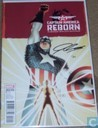 Captain America Reborn #1 Dynamic Forces Cassaday Variant