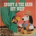 peanuts/Snoopy & the gang out west