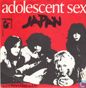 Vinyl records and CDs - Japan - Adolescent Sex