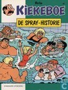 Strips - Kiekeboes, De - De spray-historie