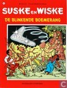 Comic Books - Willy and Wanda - De blinkende boemerang