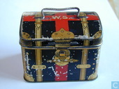 Cans / tins / jars - Suitcase - Amsterdam W.S. Hutkoffer