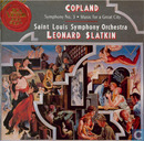Aaron Copland: Symphony no. 3 - music for a great city