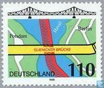 Postage Stamps - Germany, Federal Republic [DEU] - Bridges