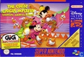 The Great Circus Mystery, Starring Mickey & Minnie