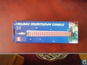 Lego 852741-1 Build your own Holiday Countdown Candle