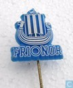 Frionor [white on blue]