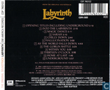 Disques vinyl et CD - Jones, David - Labyrinth