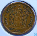 South Africa 1995 10 cents