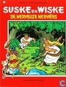 Comic Books - Willy and Wanda - De nerveuze Nerviërs