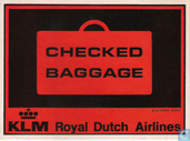 KLM - Checked Baggage (01)