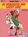 Bandes dessinées - Lucky Luke - De verloofde van Lucky Luke