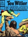 Comic Books - Tex Willer - De duivelsgeest