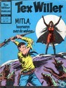 Comic Books - Tex Willer - Mitla, heerseres over de wolven
