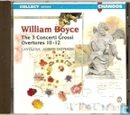 William Boyce The 3 concerti grossi - overtures 10-12
