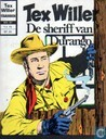 Strips - Tex Willer - De sheriff van Durango