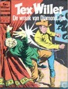 Comics - Tex Willer - De wraak van Diamond Jim