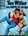 Comics - Tex Willer - Een duivelse intrige