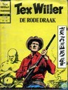 Bandes dessinées - Tex Willer - De rode draak