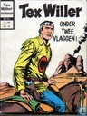 Comic Books - Tex Willer - Onder twee vlaggen!