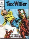 Comic Books - Tex Willer - De wraak der Apachen!