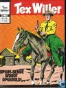 Comic Books - Tex Willer - Opium-bende wordt opgerold!