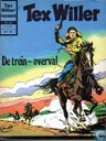 Comic Books - Tex Willer - De trein-overval