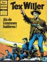 Comic Books - Tex Willer - Als de kanonnen bulderen!