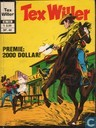 Comic Books - Tex Willer - Premie: 2000 dollar!