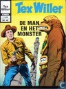 Strips - Tex Willer - De man en het monster