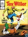 Comics - Tex Willer - De zwarte baron