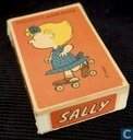 peanuts mini puzzle sally