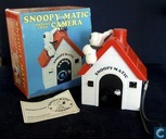 Snoopy-Matic instant load camera